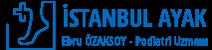 İstanbul Ayak, Ayak Sağlığı Logo
