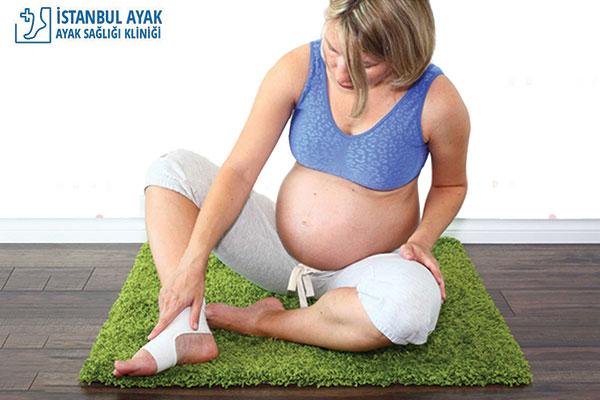 Hamilelikte ayak bakımı